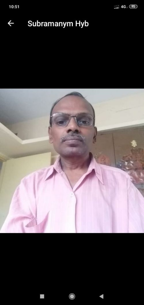 Indian Matrimonial Profile : D.s.sarma 53year 9/24/2020 10:44:00 AM  from India