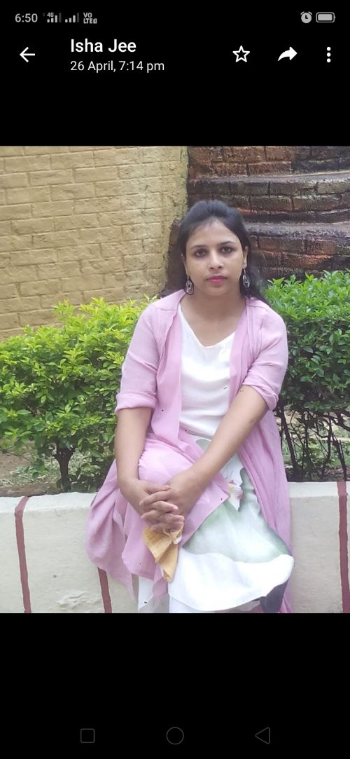 Indian Matrimonial Profile : ISHA2020 23year 7/2/2020 7:49:00 AM  from India